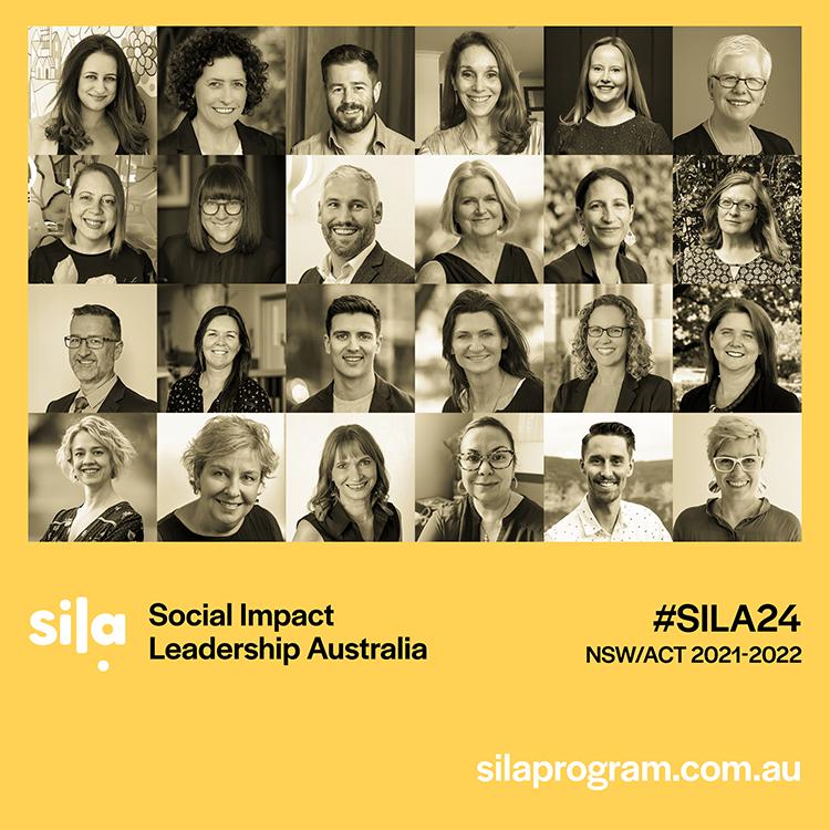 Cohort One: SILA program participants